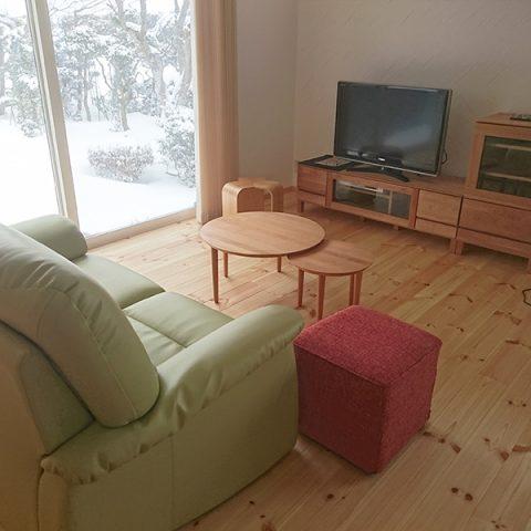 ソファ テレビボード