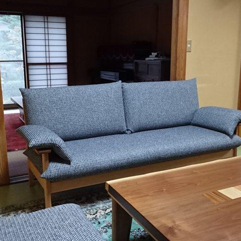 Chigusa ソファ 飛騨産業