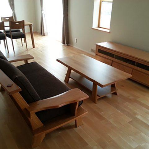 テレビボード センターテーブル ソファ