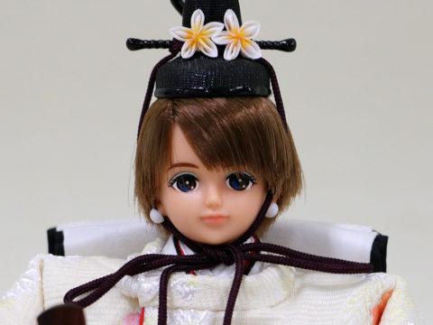 ひな人形 親王飾り リカちゃん