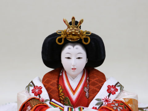 親王飾り 千匠人形