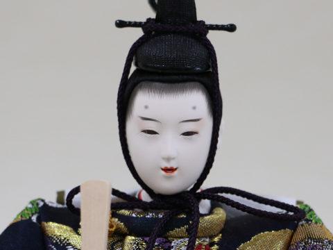 ひな人形 収納親王飾り 吉徳