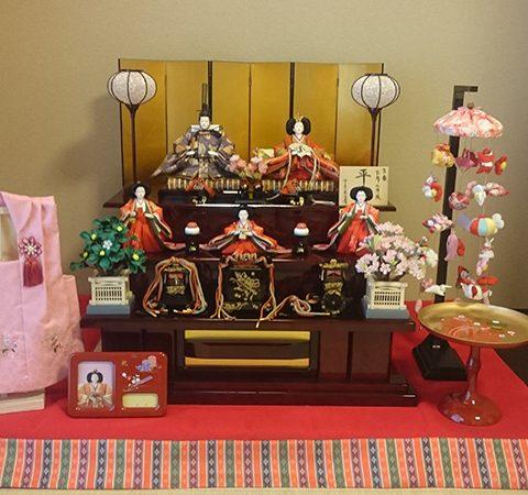千匠人形工房 ひな人形 三段飾り