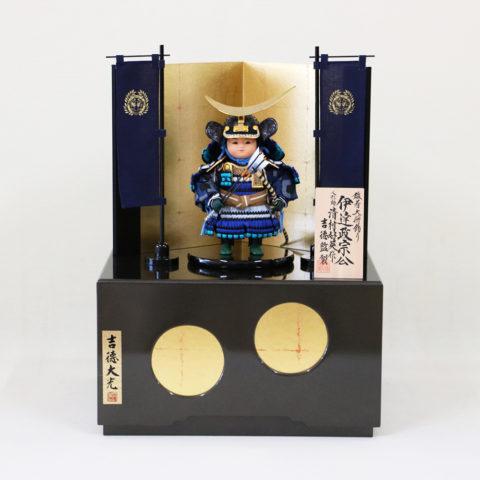 五月人形 吉徳 大将飾り