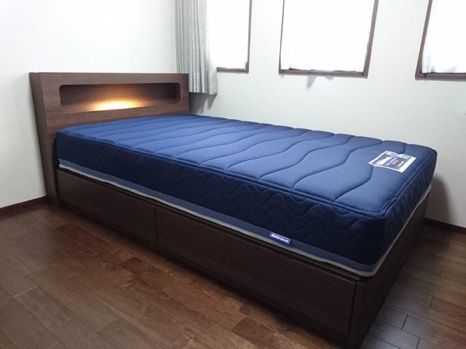 フランスベッド ブレスエアーマット