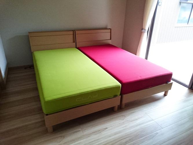 エアループマットレスベッド
