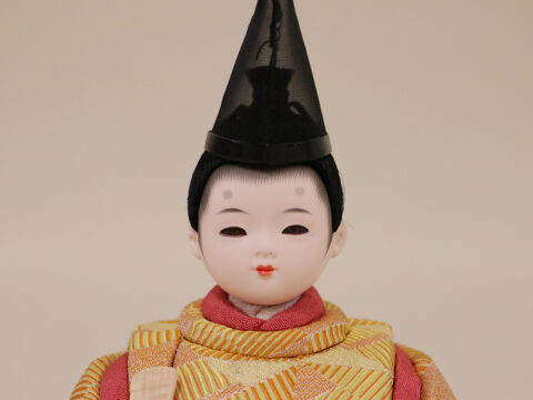 木目込み人形 東玉
